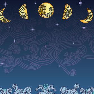 Fases lunares para rituales terapias vigo for En que luna estamos