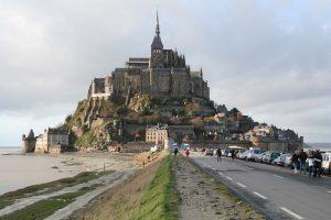 March 30, 2006. Mont St-Michel, France.