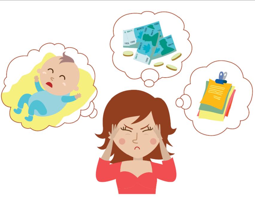 Como superar el estr s terapias vigo - Tipos de estores para salon ...
