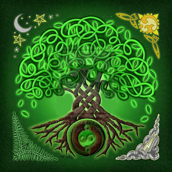 El árbol De La Vida Terapias Vigo