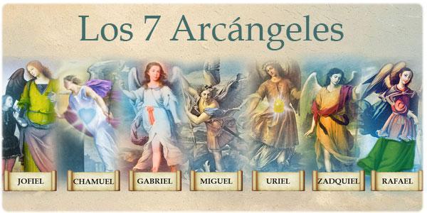 los siete arc ngeles creadores de toda divinidad