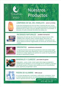 PRODUCTOS QUE VENDEMOS