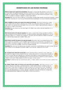 SIGNIFICADO DE LAS RUNAS VIKINGAS 3