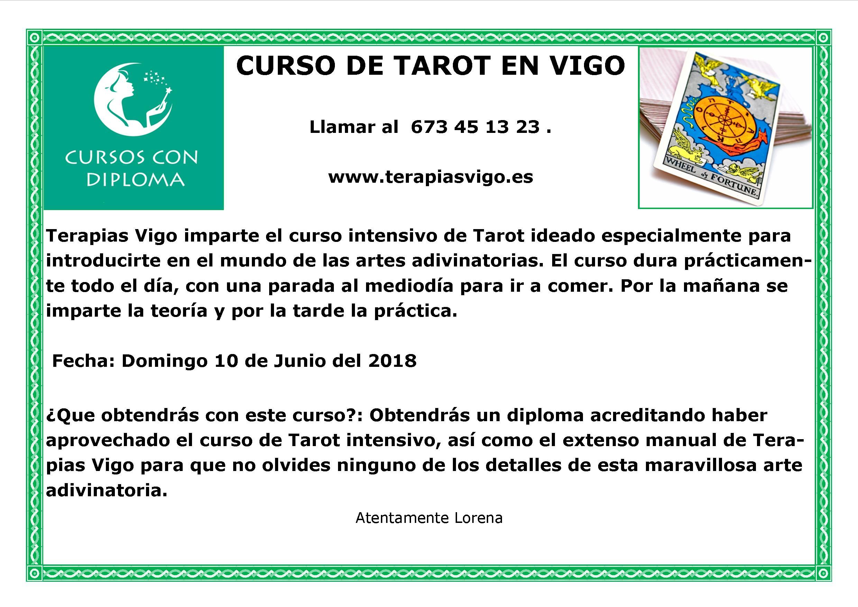 10 JUNIO CURSO TAROT 2